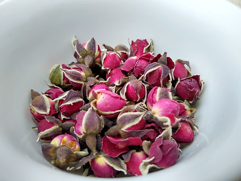 Yunnan Sun-dried Wild Rose Buds - 2 oz.