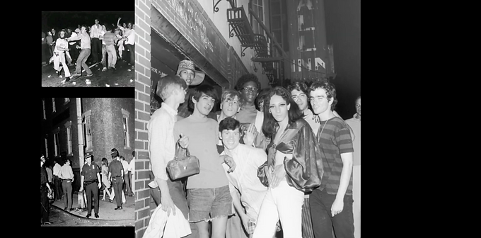 Stonewall: a Look Into Communications and Social Movements