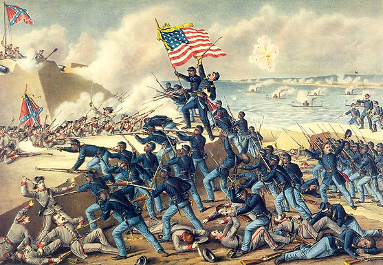 A Black Man's War: How the 54th Massachusetts Infantry Regiment Communicated the Goal of the Union