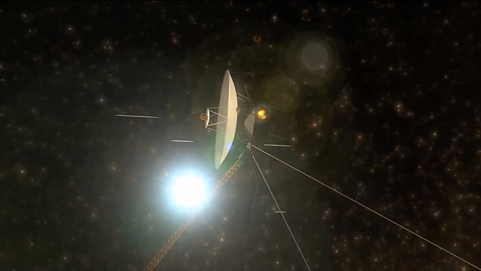 Communicating with Aliens: The Story of Voyager 1