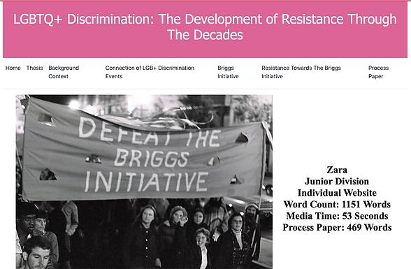 LGBTQ+ Discrimination: The Development of Resistance Through The Decades