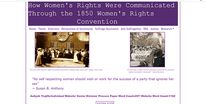 How Women's Rights Were Communicated Through the 1850 Women's Rights Convention