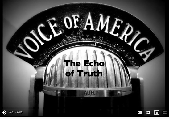 Voice of America: The Echo of Truth