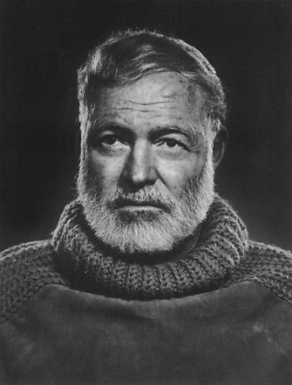 Ernest Hemingway: Communicating the Unwritten in Literature