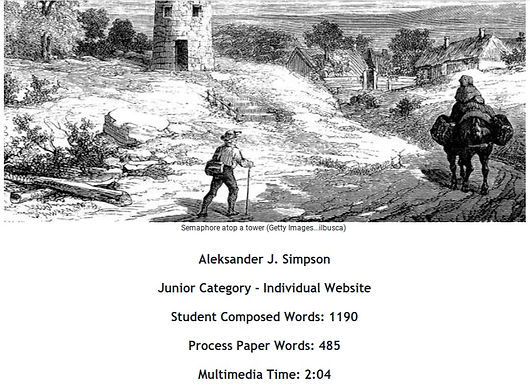 The Optical Telegraph: A Revolutionary Communication System