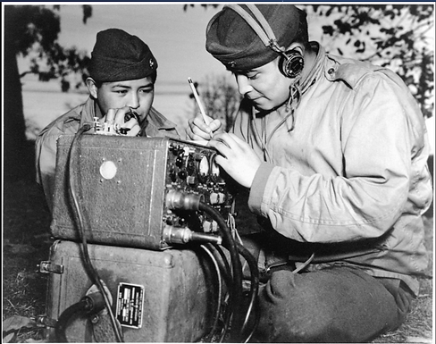 The Key to Communication: The Role the Navajo Code Talkers and the Unbreakable Code in World War 2
