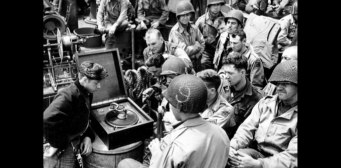 Music of the 1940's: Understanding the Average Wartime Citizen