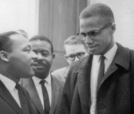 Class, Power, and Politics, Dr. Martin Luther King v Malcolm X: Communicating the Path to Black Equality