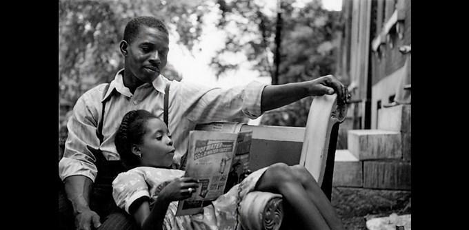 How the Communication of Photography Exposed Poverty In American During the Great Depression