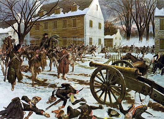 The Unopened Letter of the Battle of Trenton: A Miscommunication That Won Us Our Freedom