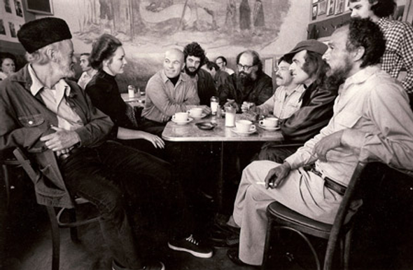 Communicating Against Conformity: The Grit of the Beat Generation