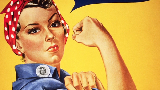 Rosie the Riveter: How WWII Propaganda Inspired Modern-Day Feminism