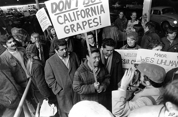 The United Farm Workers: Communicating for Change