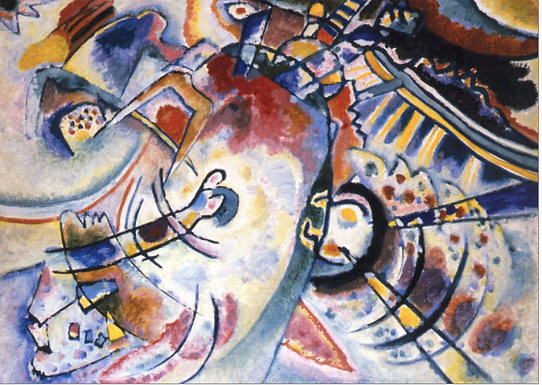 Kandinsky: Transforming Art and Lives