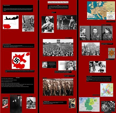 The Rise and Fall of the Nazis