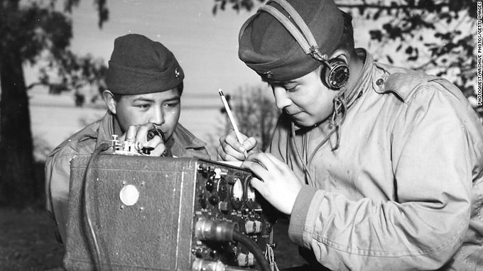 Navajo Code Talkers: Essential To A World War II Allied Victory
