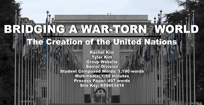 Bridging a War-torn World through Communication: The Creation of the United Nations
