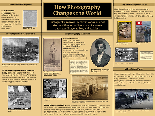 How Photography Changes the World