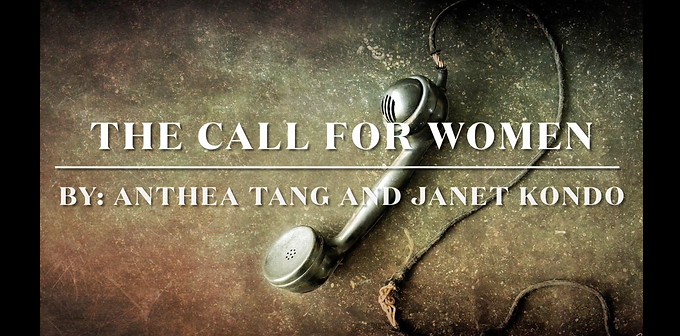 The Call for Women