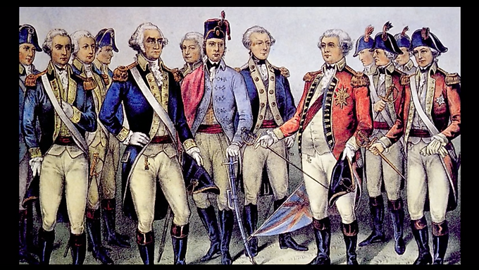 The Revolutionary War: The Conflict That Created America