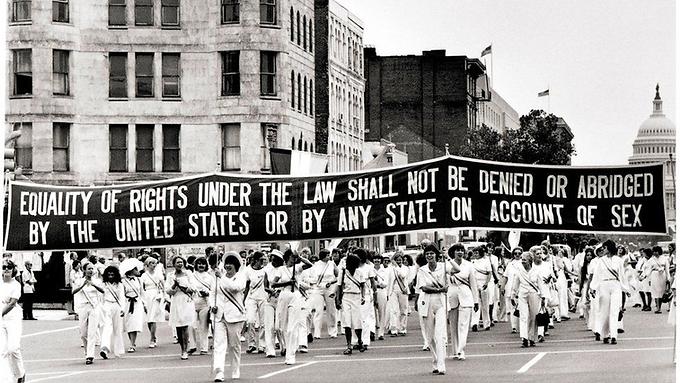 The Equal Rights Amendment of 1972