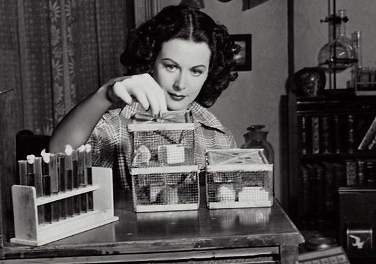 Beauty and Brains: Hedy Lamarr's Impact on Wireless Communication