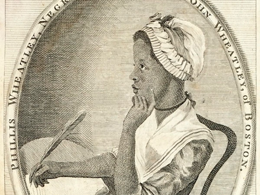 Phillis Wheatley: Communicating Justice and Demanding Equality for People of Color