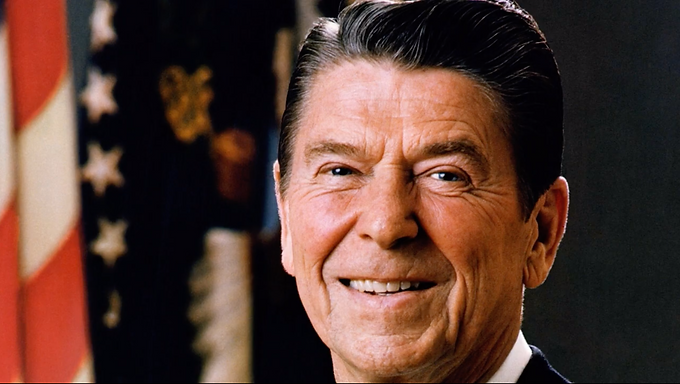 Ronald Reagan, The Great Communicator: Using Humor to Unify a Nation