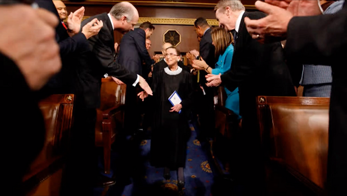 RBG: The Key to Understanding Equality for Women