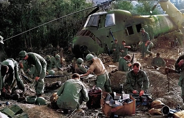 Communication through History: The Influence of Media on the Vietnam War and Gulf War