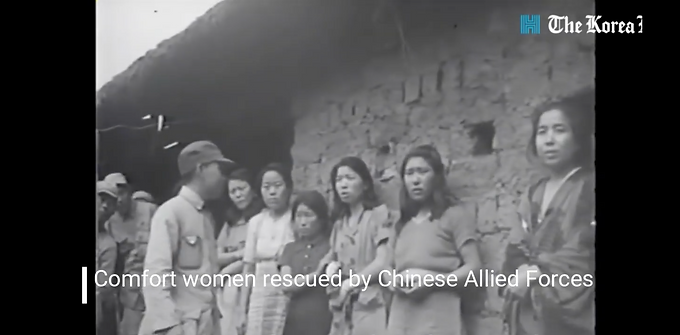 When She Was Here: How Communication is Key to Understanding Comfort Women