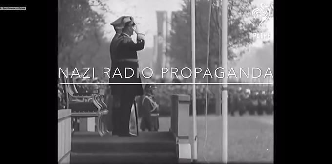 Nazi Radio Propaganda