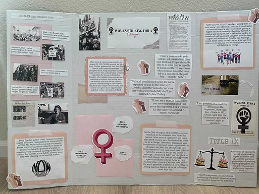 Women Striking for a Change