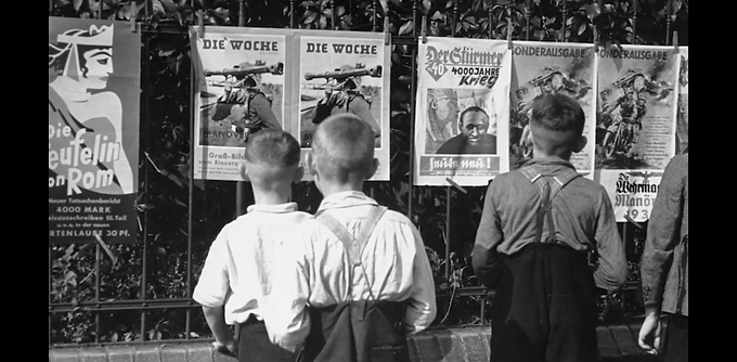 Triumph of the Will: The Nazi Effort to Capture Minds