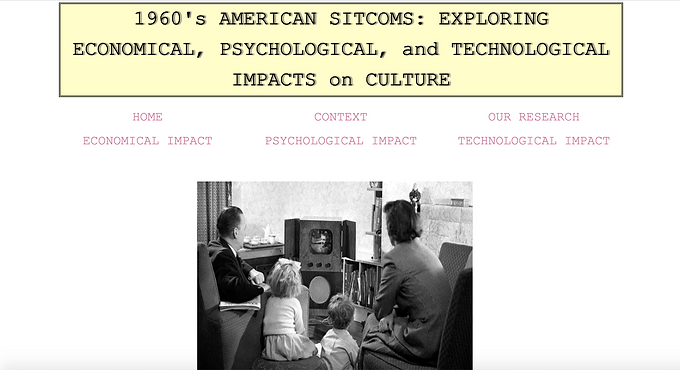 How 1960's Sitcoms Changed American Culture