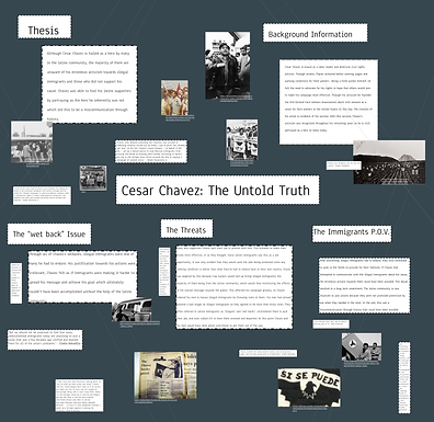 Cesar Chavez: The Untold Truth