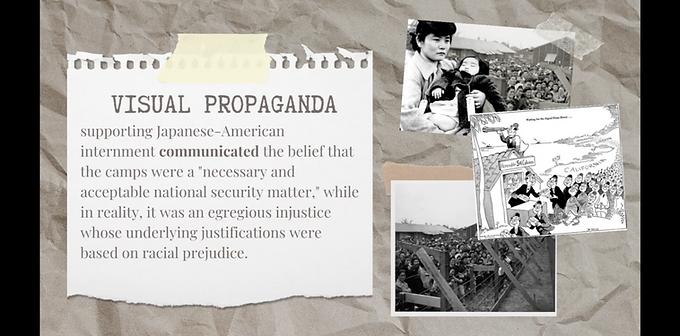 Masking the Truth: What Visual Japanese-American Internment Camp Propaganda Communicated
