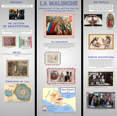 La Malinche: Interpreters of the Past Are the Key to Understanding Our Future