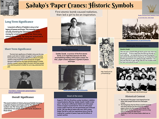 Paper Cranes: A Historic Symbol of Peace and Hope