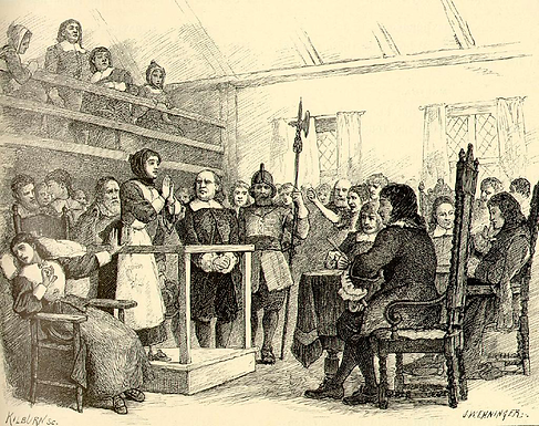 Communication in the Salem Witch Trials: the key to how miscommunication led to murder