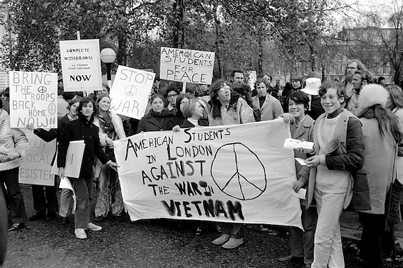 Opposition to the United States Involvement in the Vietnam War