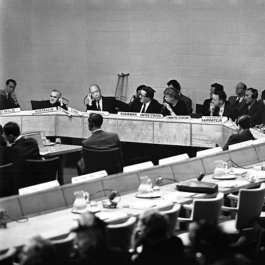 From Disagreement to Consensus: How Communication Contributed to the Making of the Universal Declaration of Human Rights