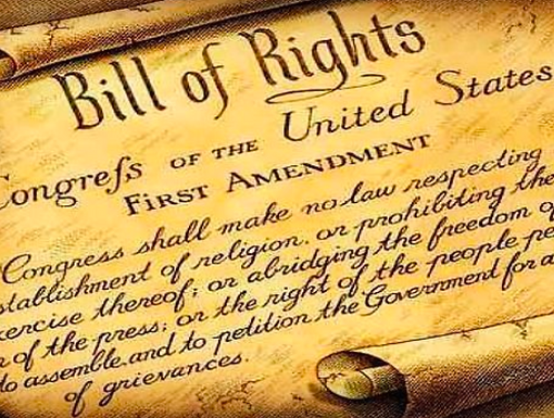 The First Amendment:  Echoes of American Censorship