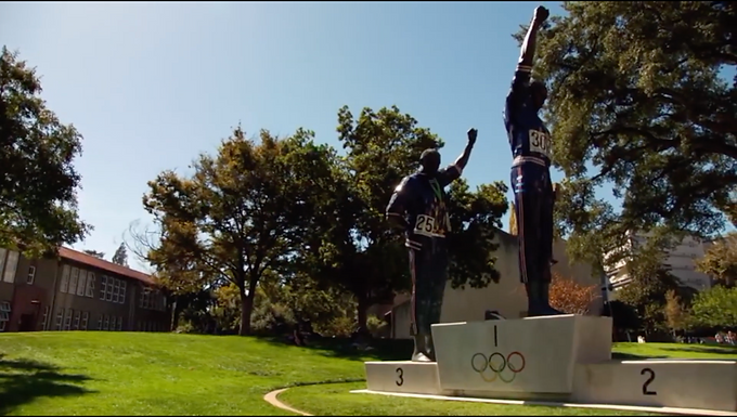 How the 1968 Black Power Salute at the Mexico City Olympics communicated Injustice