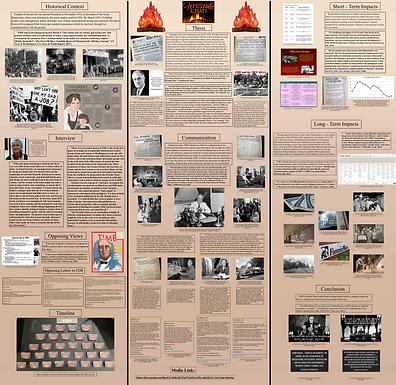 Communication in History: Franklin Delano Roosevelt's Fireside Chats