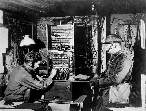 How the War Shaped the Radio Today