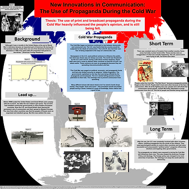 New Innovations in Communication:  The Use of Propaganda During the Cold War