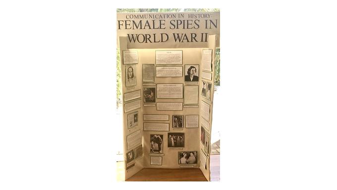 Communication in History: Female Spies in World War II