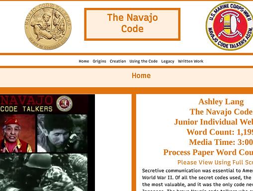 The Navajo Code
