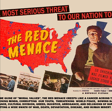 McCarthyism and The Red Scare: The Suppression of Political Speech in Post-War America